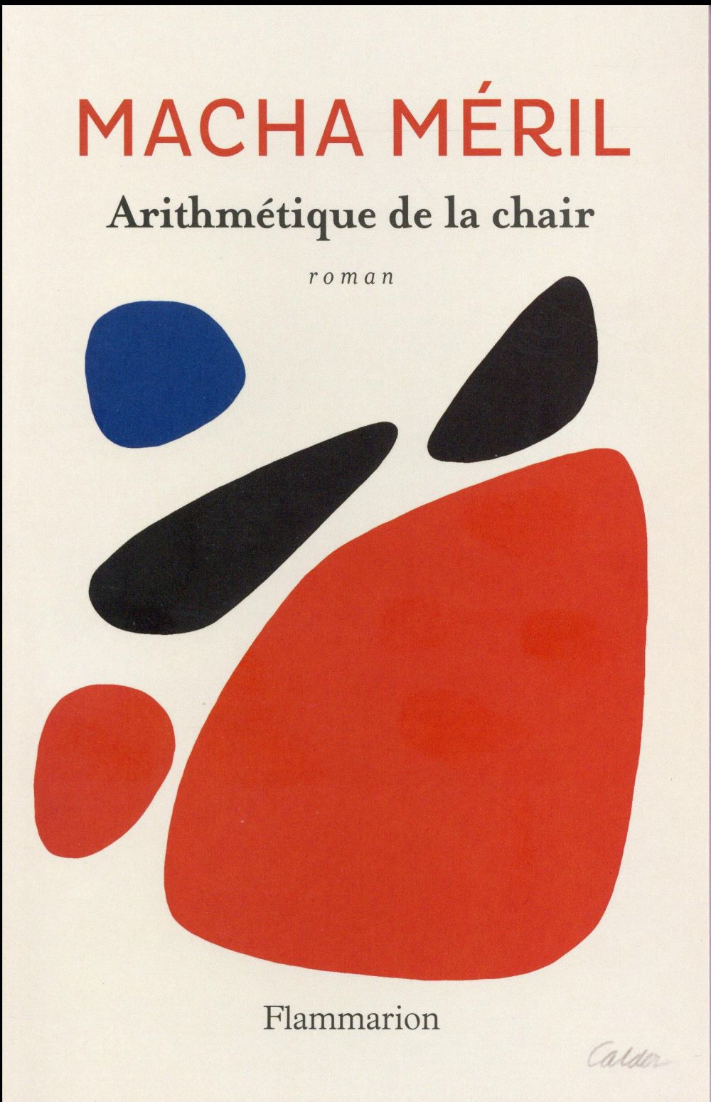 Arithmétique de la chair